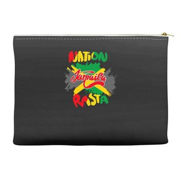 rasta nation, the reggae and dancehall Accessory Pouches