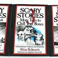Scary Stories to Tell in the Dark Series: More Scary Stories to Tell in the Dark; Scary Stories to Tell in the Dark 3 (Book sets for Kids: Grade 3 and Up) by Alvin Schwartz (1981) Paperback