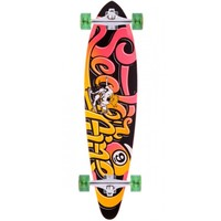 Sector 9 The Swift Longboard Complete - 2015 - Pink