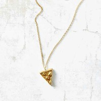VERAMEAT Pepperoni Pizza Necklace
