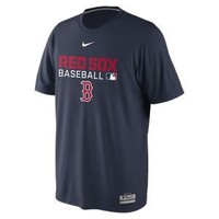 Nike Store. Nike Dri-FIT Legend Team Issue (MLB Red Sox) Men's Baseball T-Shirt