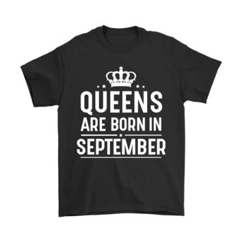 ESBCV3 Queens Are Born In September Shirts