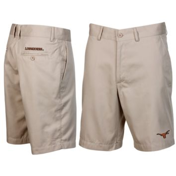 Texas Longhorns Horizon Shorts - Khaki