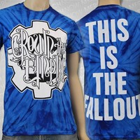 The Fallout Tie Dye : Crown The Empire