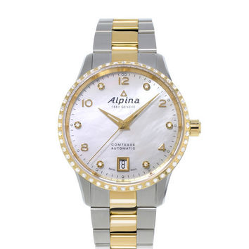 Alpina Comtesse Ladies Automatic Watch AL-525APWD3CD3B