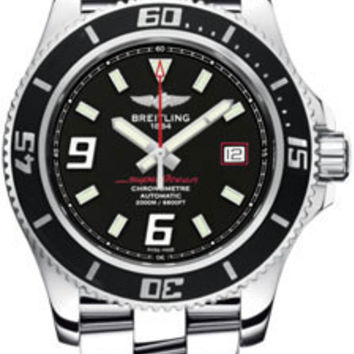 Breitling - Superocean 44 Polished Steel - Professional Bracelet