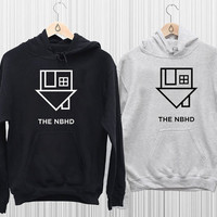 custom Sweatshirt the nbhd for Hoodie mens and Hoodie Woman sizes S - 2XL
