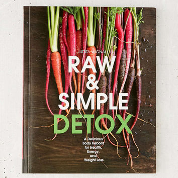 Raw & Simple Detox By Judita Wignall - Urban Outfitters