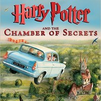 Harry Potter and the Chamber of Secrets: The Illustrated Edition (Harry Potter, Book 2) Hardcover – October 4, 2016