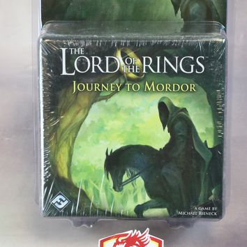 The Lord Of The Rings Journey To Mordor Game