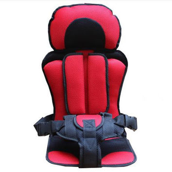 2015 New Child Car Seat 9-25kg Toddler Car Seats Children 6 Optional Color Thickening Sponge Baby Kids Car Seats for Cheap Sale