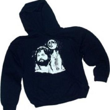 The Hangover One Man Wolf Pack Adult Pullover Hoodie