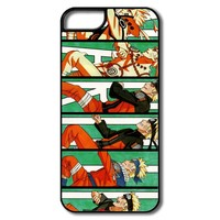 Cheap Naruto Evolution Plastic Case For Iphone5 5s Top Rated-Case & Cover Cases |HICustom