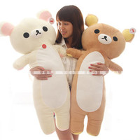 San-x Rilakkuma Relax Bear Cute Big Toy 90cm Pillow