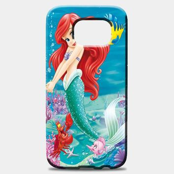 The Little Mermaid Party Samsung Galaxy Note 8 Case