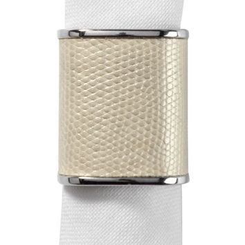 Largo Napkin Ring - Set of 4 | Napkin Rings | Tableware | Z Gallerie