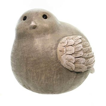 Home & Garden Bird Garden Statue Pudgy Pals Outdoor Decor