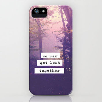 Together iPhone Case by Rachel Burbee | Society6