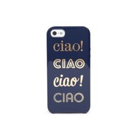 kate spade new york ciao ciao iphone 5/5s case