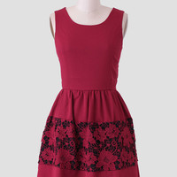 Finding Love Lace Detail Dress
