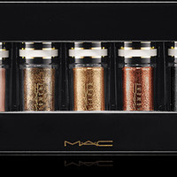 M·A·C Cosmetics | New Collections > Eyes > Nocturnals Pigments and Glitter: Black and Gold