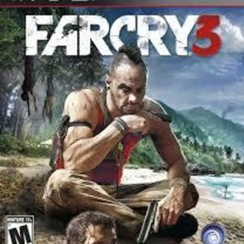 Far Cry 3 for the Playstation 3