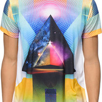Imaginary Foundation Inward Traveler Sublimated Tee Shirt