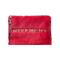 Faux Fur Pouch by Givenchy