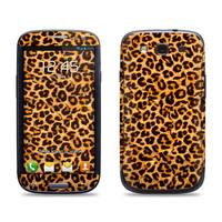 Samsung Galaxy S3 Phone Case Cover Decal - Leopard Spots