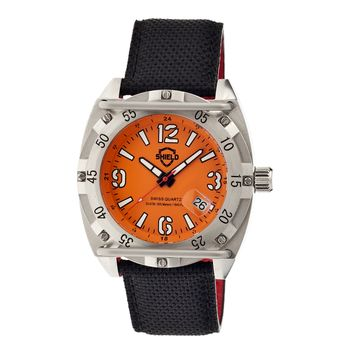 Shield Sh0604 Pilecki Mens Watch