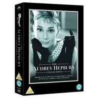 The Audrey Hepburn Collection : Boxset - New DVD