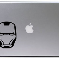 Ironman Decal / Avengers Decal / Macbook Decal / Laptop Decal / Laptop Sticker / Macbook Sticker / Ironman / Avengers