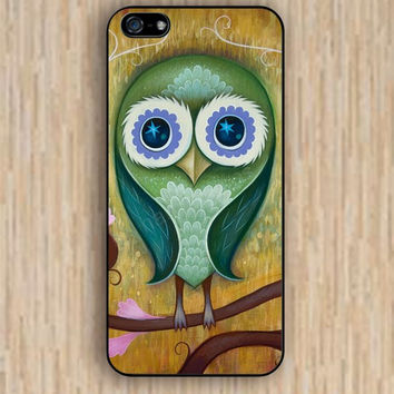 iPhone 4s case colorful owl colorful case iphone case,ipod case,samsung galaxy case available plastic rubber case waterproof B017