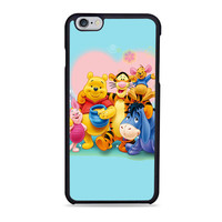 Walt Disney Cartoon Winnie The Pooh 2 iPhone 6 Case