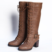 brookdale boots in tan - S86.99 : ShopRuche.com, Vintage Inspired Clothing, Affordable Clothes, Eco friendly Fashion