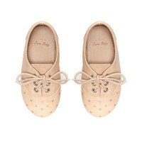Studded blucher - Shoes - Baby girl - Kids - ZARA United States