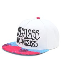 Young & Reckless It Was Written Snapback Hat - Mens Backpack - White - One