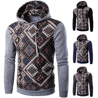 Hats Winter Stylish Men Casual Long Sleeve Men's Fashion Hoodies [10669395395]