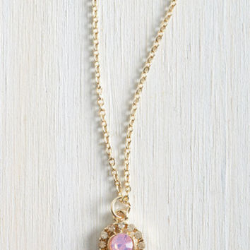 Drop of Delight Necklace by ModCloth