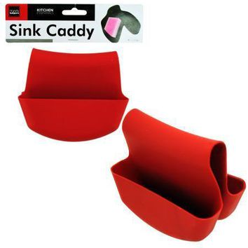 Saddle-Style Sink Caddy (Available in a pack of 12)