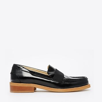 ASOS MIDAS Leather Loafers