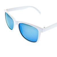 White Out of this World Sunnies