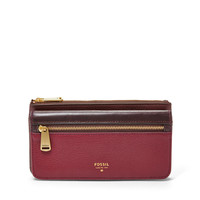 Preston Flap Clutch | Fossil