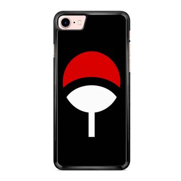Uchiha Clan Symbol - Naruto iPhone 7 Case
