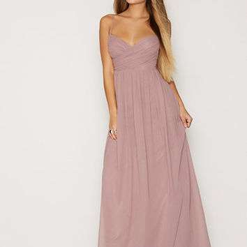 Dreamy Wrap Gown, NLY Eve