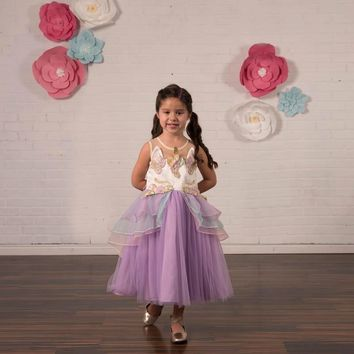 Unicorn Lavender Purple Tulle Dress