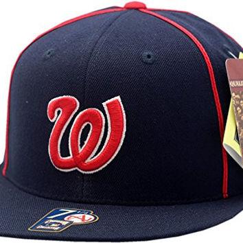 Washington Senators 1963-1967 Fitted Hat Cooperstown Collection 11177 (7 1/4)