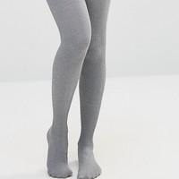 ASOS Fine Rib Tights at asos.com