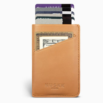 Card Sleeve Case / Beige