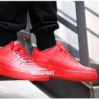Nike Air Force 1'07 Gym Red AH651291